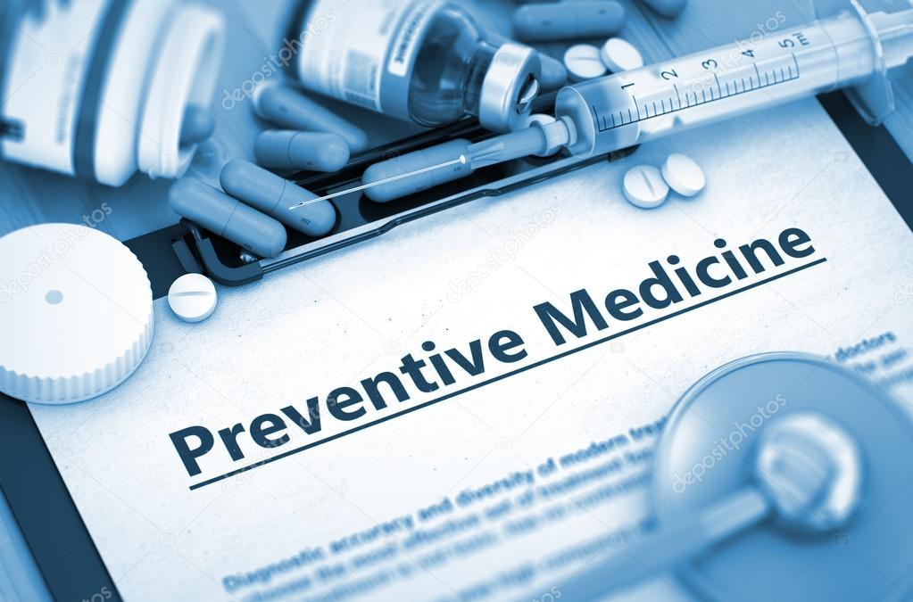 types of preventive medicine