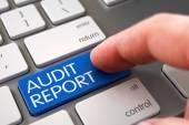 Audit Report - Modern Keyboard Concept. 3D.