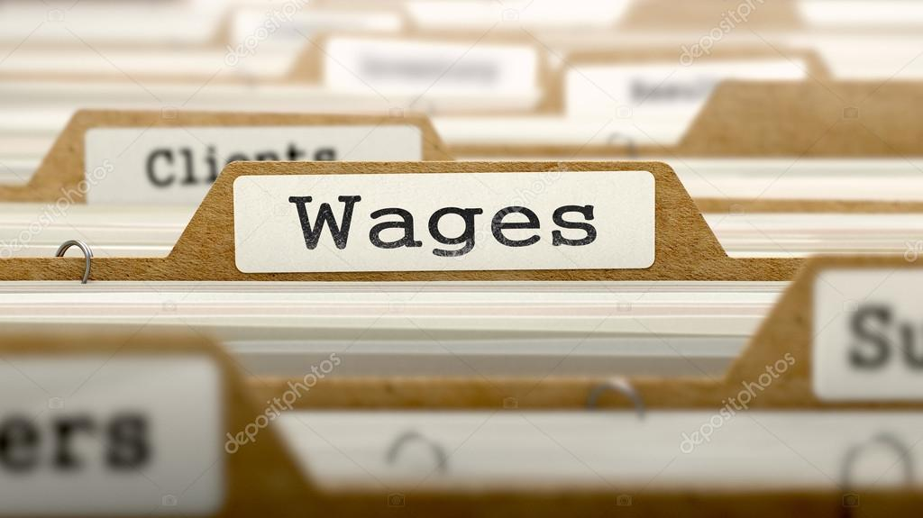 wages #hashtag