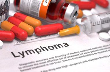 Lymphoma Diagnosis. Medical Concept.