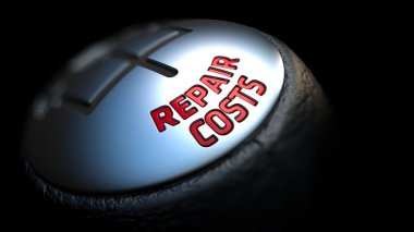 Repair Costs on Gear Shift.