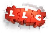 LLC - rejtvények piros szöveg.