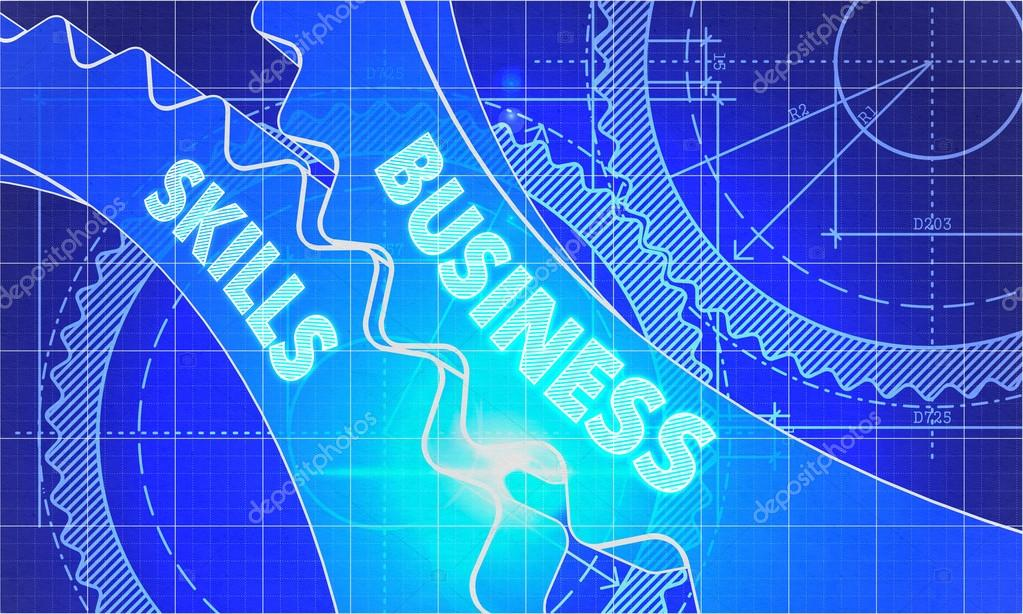 Business skills concept blueprint of gears fotos de stock business skills concept blueprint background with gears industrial design 3d illustration lens flare foto de tashatuvango malvernweather Image collections