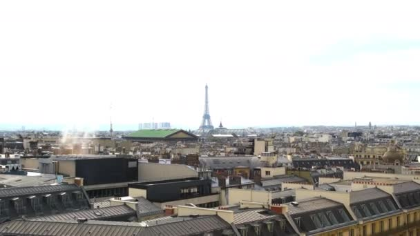 View of Paris Skyline