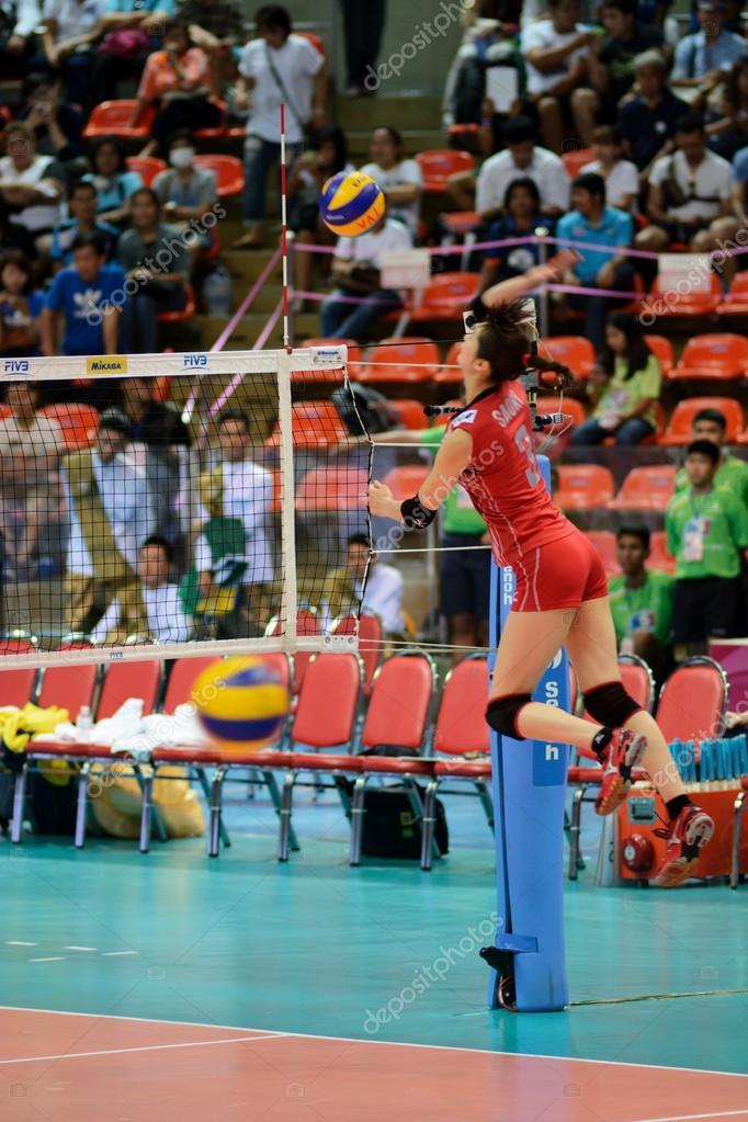 Foto Stock Editoriali Con Beach Volleyball, Fotografie