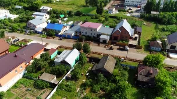 Instalace elektrického zařízení pro přiblížení na ulici obce