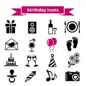 narozeniny ikony