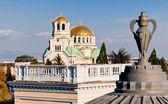 Sofia, St. Aleksander Newski catedral