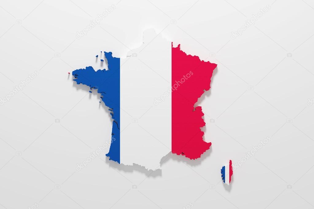 Imágenes: De Bandera Francesa