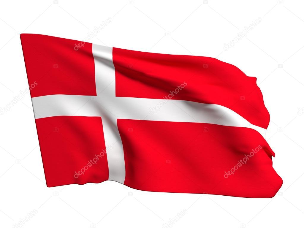 flagge dänemark bild  malvorlagen gratis