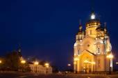 Fotografie Ortodox katedrála v Chabarovsku, Rusko