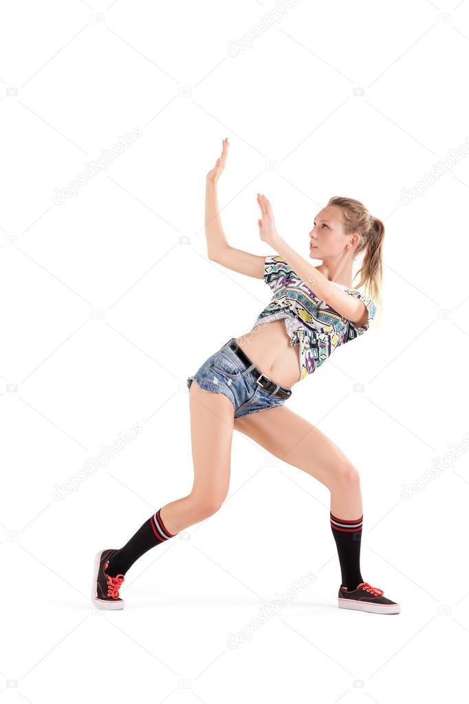 Попа танцовщиц