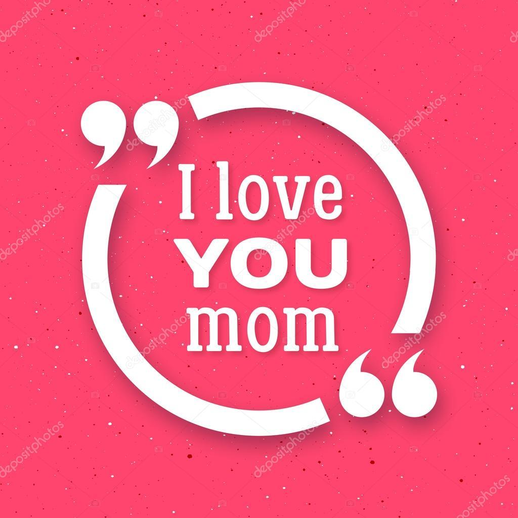Ik hou van je moeder happy mother day achtergrond stockvector happy mother day achtergrond stockvector 105670710 voltagebd Images