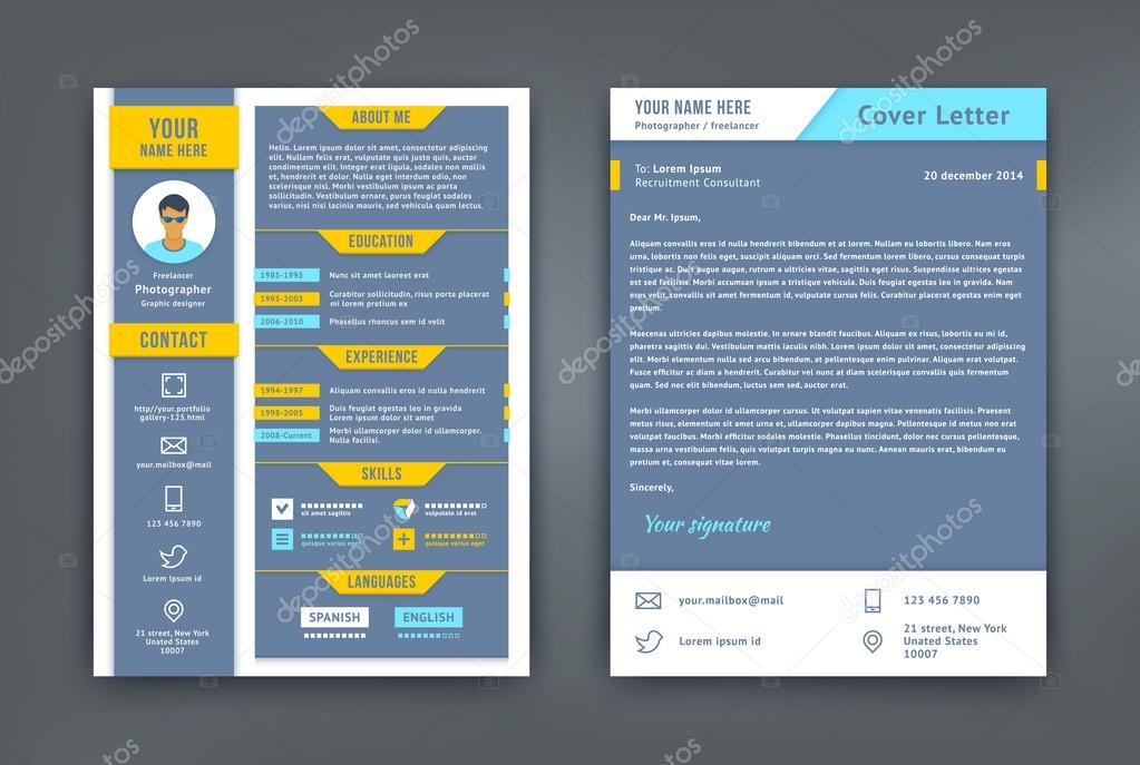 88 818 Cover Letter Vector Images Free Royalty Free Cover Letter Vectors Depositphotos