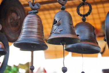 Handmade bells photo