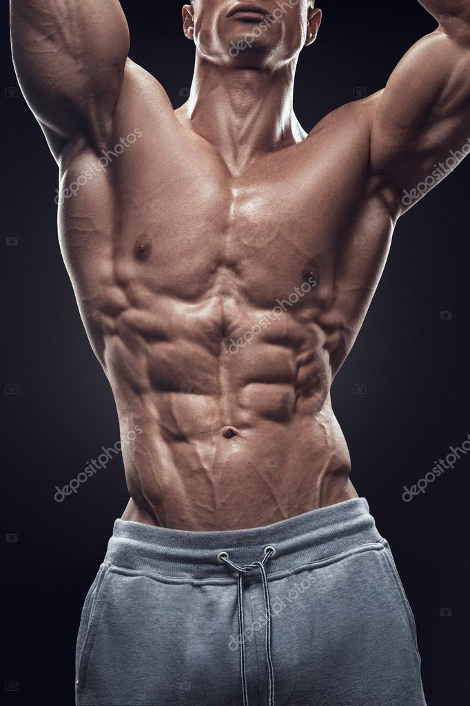 how to avoid bulging abs