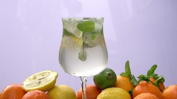 Ledové kostky do limonády