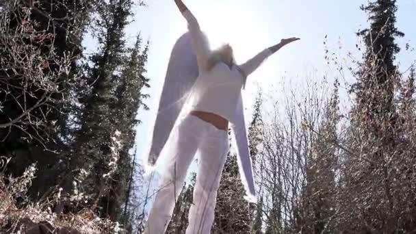 fehér angyal