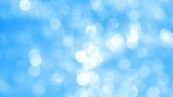suddig blå bakgrund
