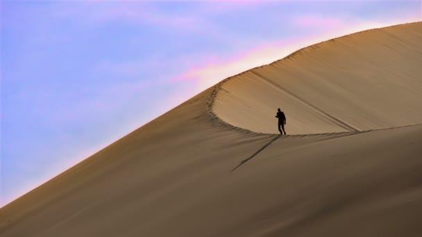 Lezení písečné duny