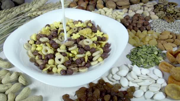Mix různých Cornflakes