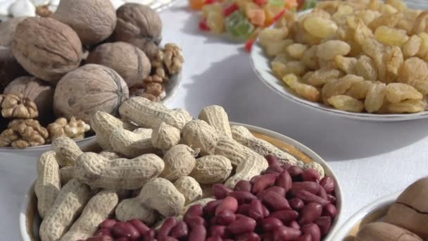 Peanuts Variety and dried fruits