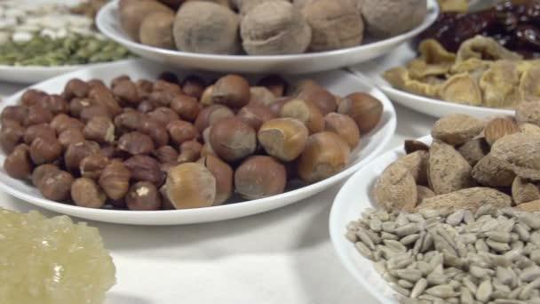 Bezmasá jídla a sušené ovoce