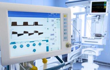 Mechanical Lung ventilation