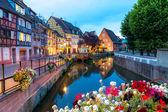 Colmar město ve Francii