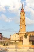 Photo Zaragoza Cathedral in Spain