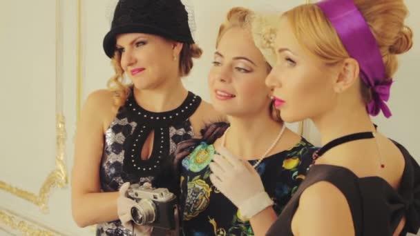 Tři atraktivní modely představují