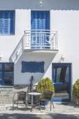 tipica casa greca