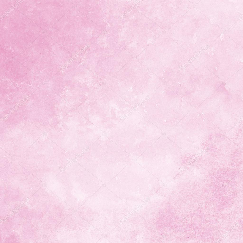 soft pink watercolor texture background hand painted