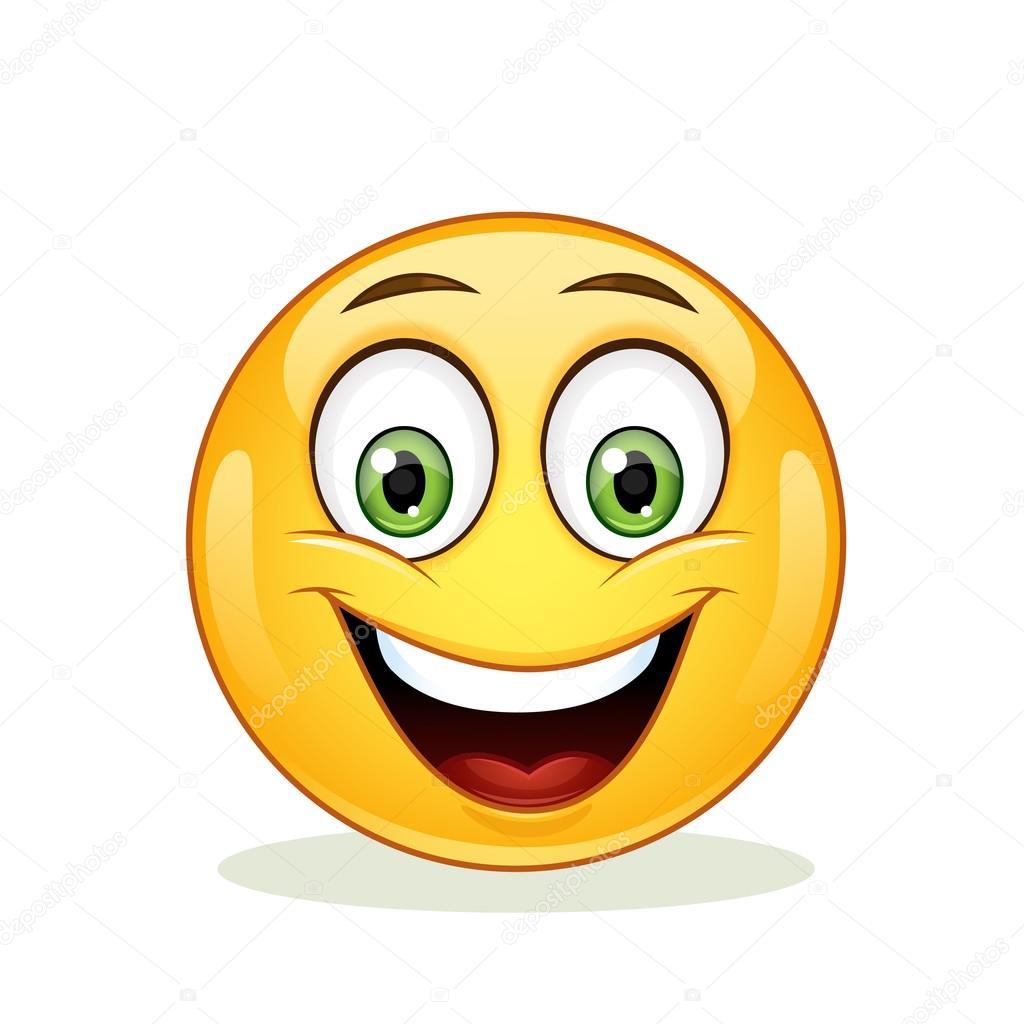 улыбки смайлики картинки