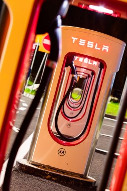 Tesla super charger