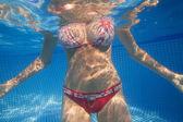 Fényképek Szexi nő test víz