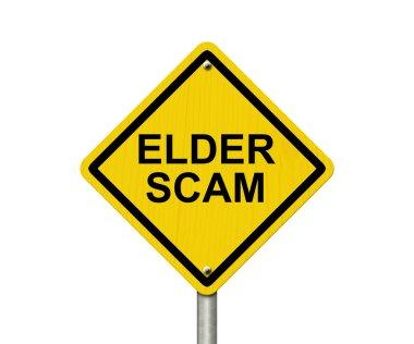 Elder Scam Warning Sign