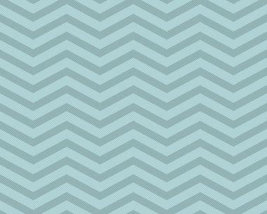 Teal Chevron Zigzag Textured Fabric Pattern Background