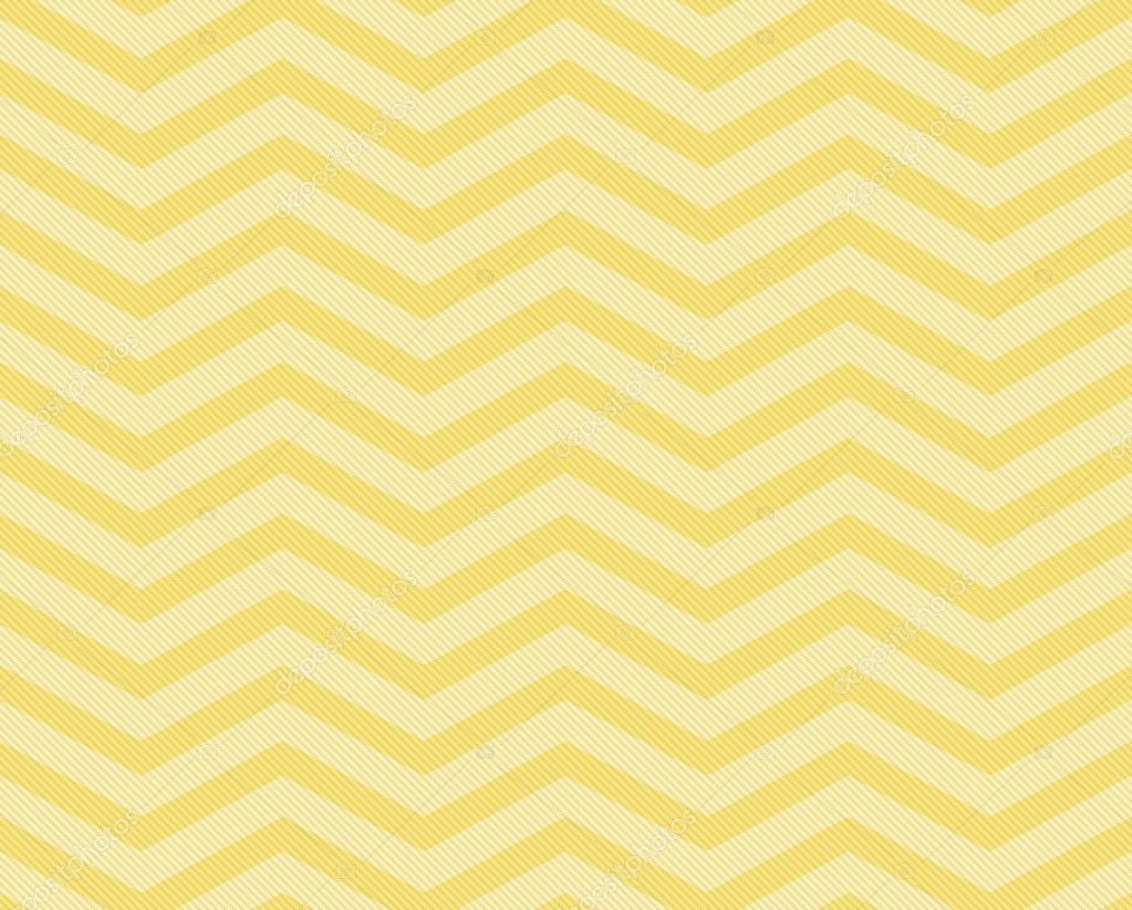 Yellow Chevron Zigzag Textured Fabric Pattern Background  Stock Photo  #54225431