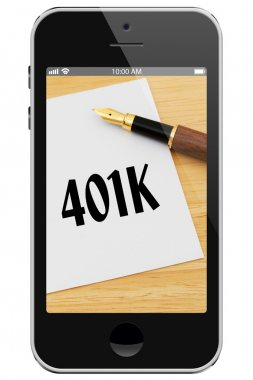 Managing your 401k Online
