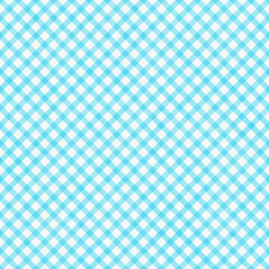 Bright Teal Pattern Repeat Background