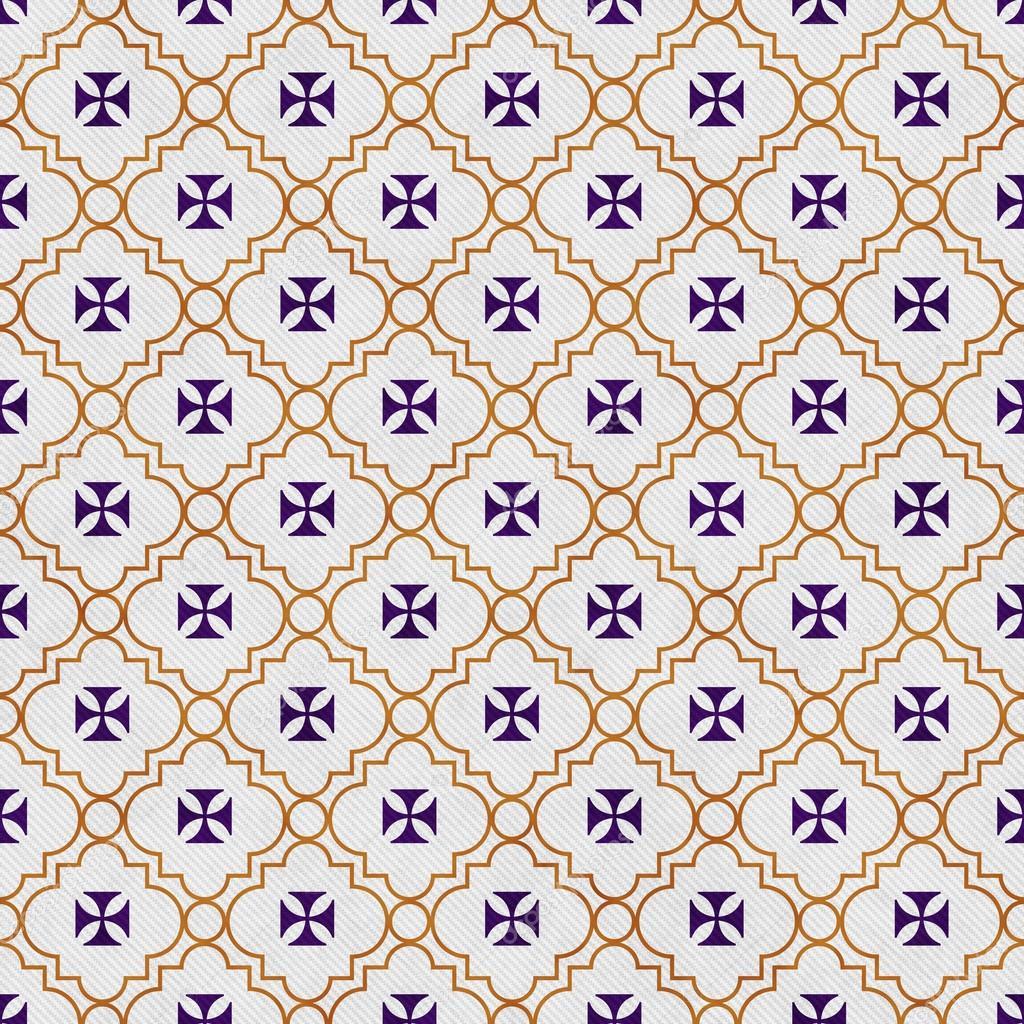 Purple and gold maltese cross symbol tile pattern repeat backgro purple and gold maltese cross symbol tile pattern repeat backgro stock photo biocorpaavc