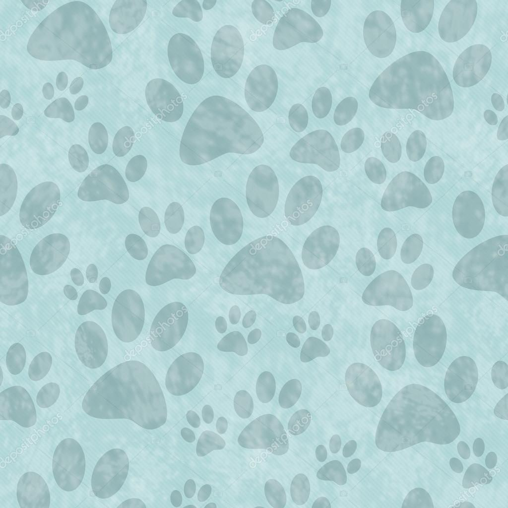 Blue dog paw prints tile pattern repeat background stock photo blue dog paw prints tile pattern repeat background that is seamless and repeats photo by karenr voltagebd Gallery