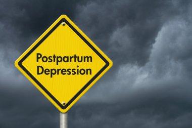 Postpartum Depression Warning Sign
