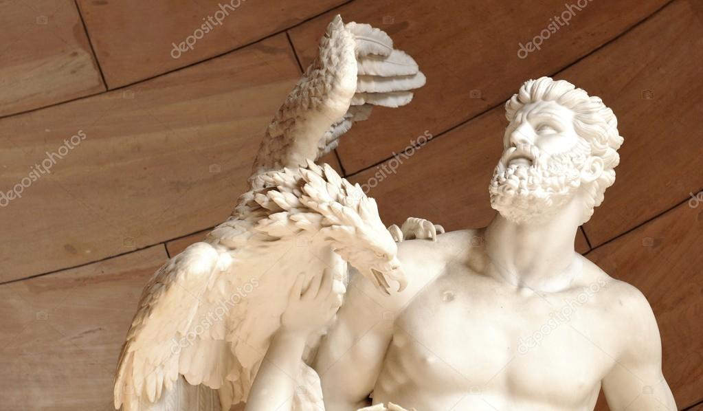 Prometeusz Zdjęcie Stockowe Lucianmilasan 53191143