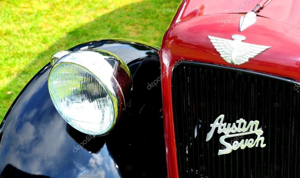 Vintage cars. Austin Seven – Stock Editorial Photo © lucianmilasan ...