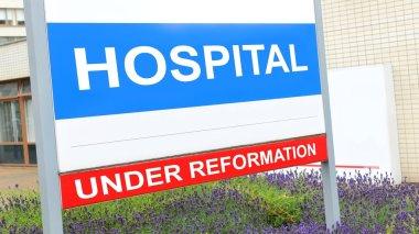 Hospital under reformation