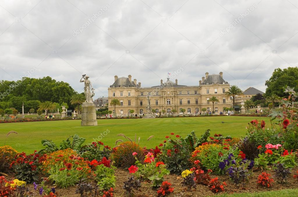 Giardini di lussemburgo jardin du luxembourg a parigi francia
