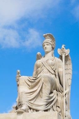 Roman statue detail