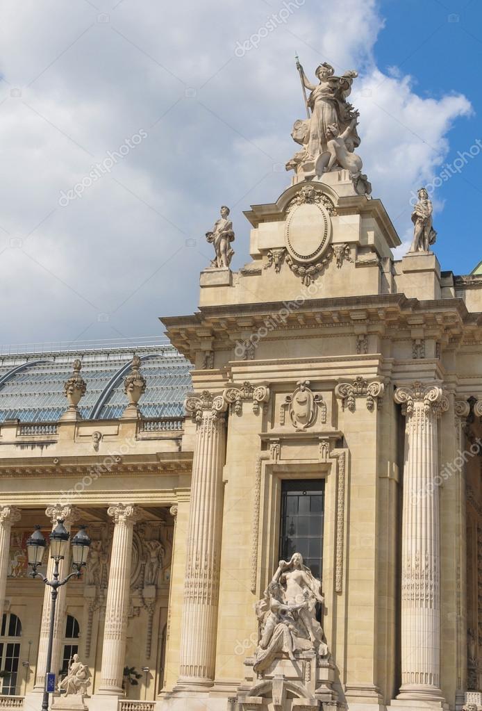 grand palais in paris stock photo lucianmilasan 97135468
